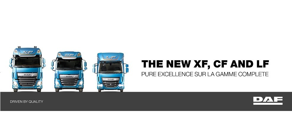 THE NEW XF, CF AND LF