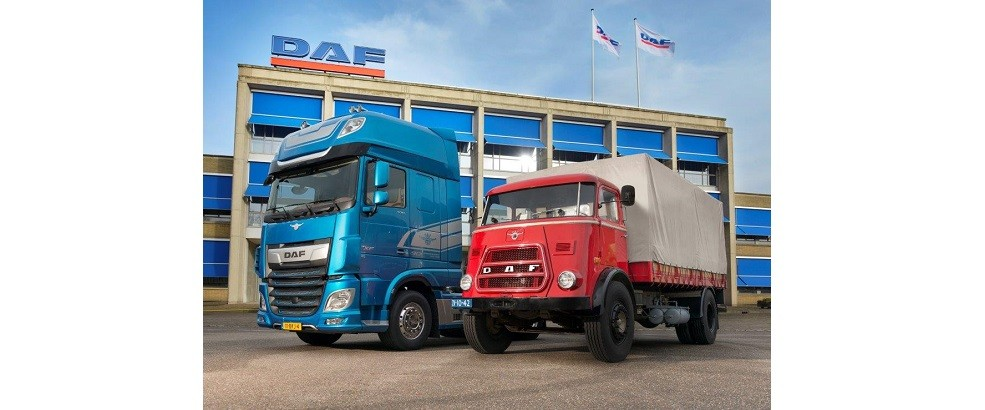 DAF Trucks : 90 ans d'innovation au service des transports